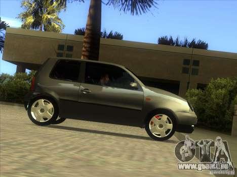Volkswagen Lupo pour GTA San Andreas vue de côté