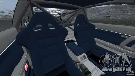 Toyota Supra 3.0 Turbo MK3 1992 v1.0 pour GTA 4 est une vue de l'intérieur