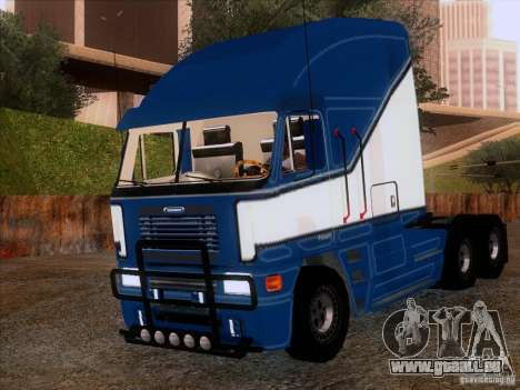 Freightliner Argosy Skin 1 pour GTA San Andreas laissé vue