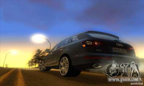 ENB Graphics by KINOman für GTA San Andreas her Screenshot