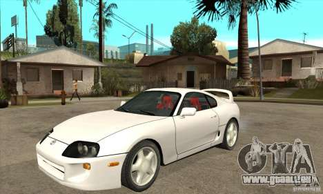Toyota Supra NFSMW Tunable für GTA San Andreas