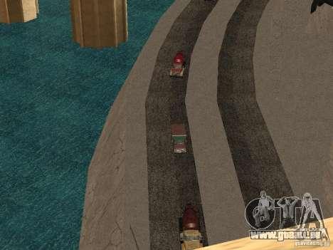 Neue Texturen für Talsperren für GTA San Andreas zweiten Screenshot