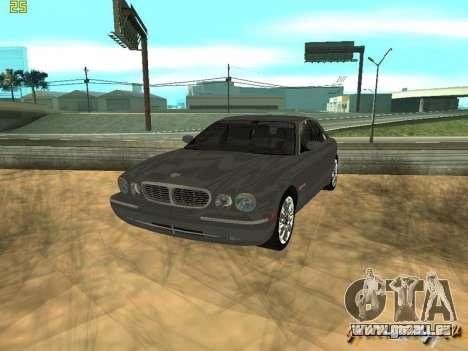 Jaguar XJ-8 2004 pour GTA San Andreas