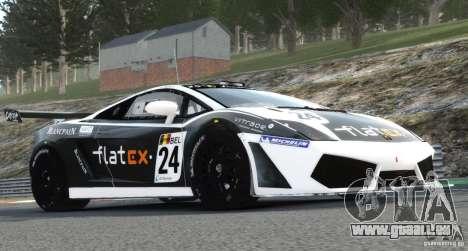 Lamborghini Gallardo LP560-4 GT3 2010 pour GTA 4