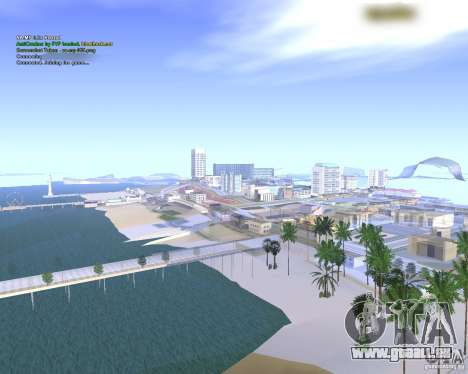 Anti-Crash für GTA SA: MP [v2. 0] für GTA San Andreas zweiten Screenshot