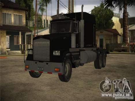 Linerunner de GTA 3 pour GTA San Andreas