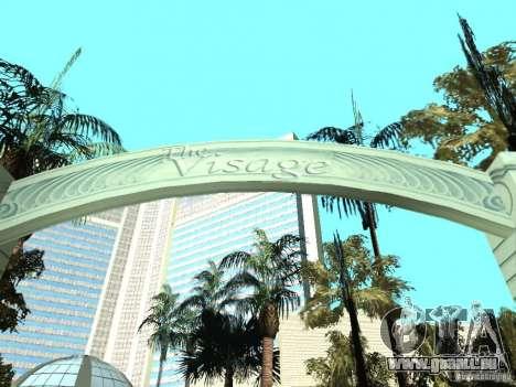 Nouvelles textures pour les Pirates de casino à  pour GTA San Andreas quatrième écran