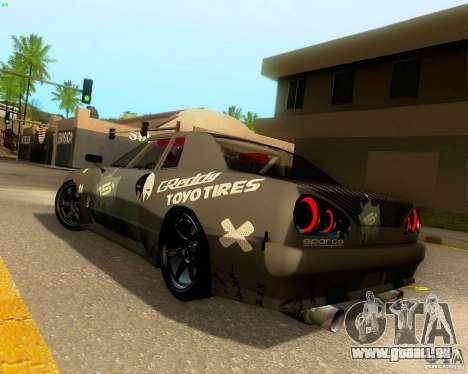 Elegy Drift Korch für GTA San Andreas Motor