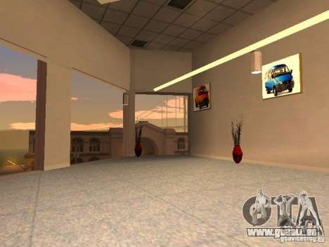 Gaz pour GTA San Andreas quatrième écran