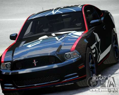 Ford Mustang Boss 302 pour GTA 4