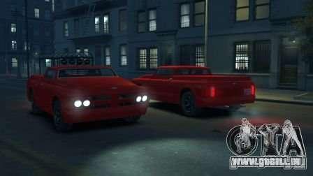 Slamvan für GTA 4 rechte Ansicht