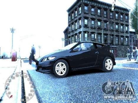 Honda Mugen CR-Z pour GTA 4 est un droit