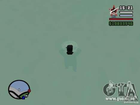 ENBSeries pour GForce FX 5200 pour GTA San Andreas deuxième écran