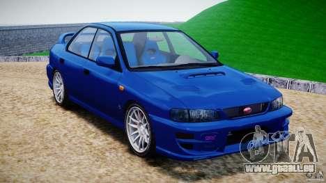 Subaru Impreza WRX STI 1999 v1.0 pour GTA 4