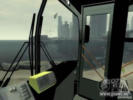 MAZ 103 Bus pour GTA 4 est un côté