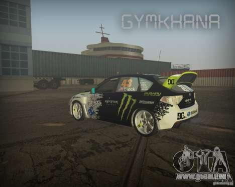 Gymkhana mod GTA Vice City pour la troisième écran