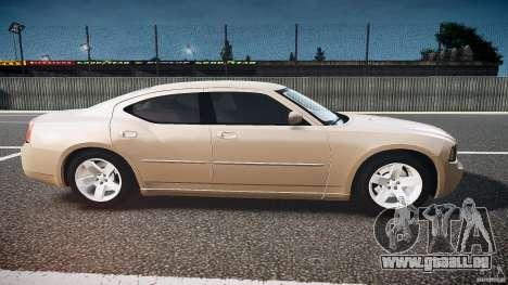 Dodge Charger RT Hemi 2007 Wh 1 für GTA 4 Innenansicht