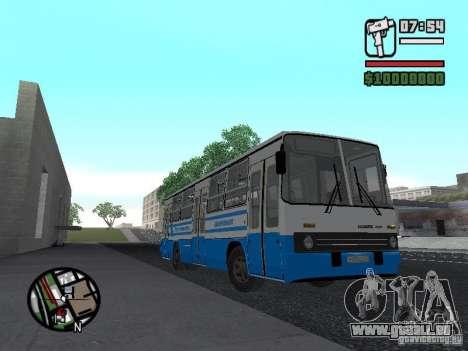 Ikarus 260 sécurité pour GTA San Andreas