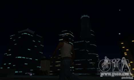 Sunshine ENB Series by Recaro für GTA San Andreas achten Screenshot
