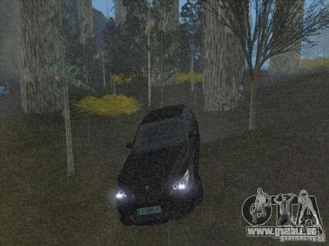 Beaux nuages et plus pour GTA San Andreas huitième écran