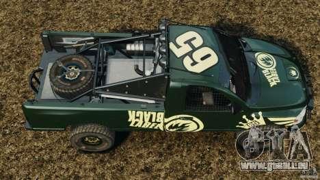 Dodge Power Wagon für GTA 4 hinten links Ansicht