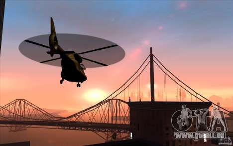 Neue Laden-screens für GTA San Andreas achten Screenshot