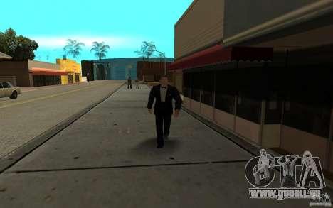 Agent 007 pour GTA San Andreas septième écran
