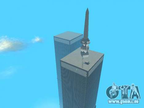 World Trade Center pour GTA San Andreas dixième écran