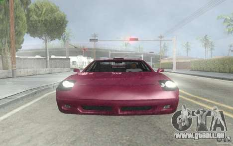 New Alpha pour GTA San Andreas laissé vue