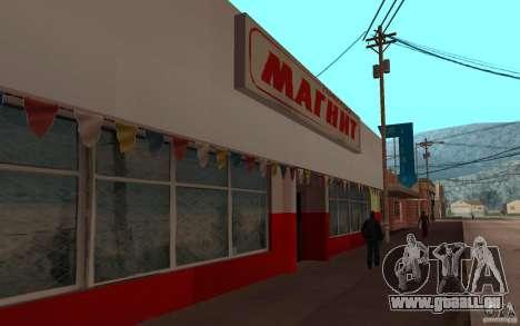 Aktualisierte Palamino Creek für GTA San Andreas dritten Screenshot
