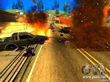 Real Kill für GTA San Andreas dritten Screenshot