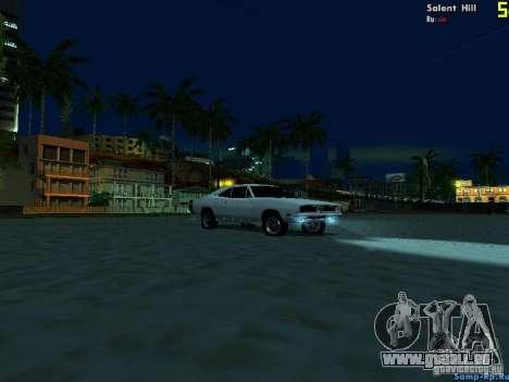 New Graph V2.0 for SA:MP pour GTA San Andreas sixième écran