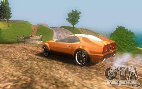 AMC Javelin 2010 für GTA San Andreas linke Ansicht