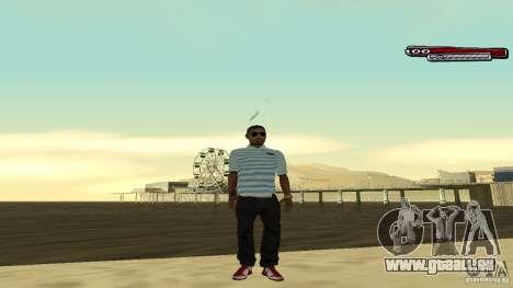 New Latinos pour GTA San Andreas cinquième écran