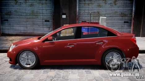 Chevrolet Cruze für GTA 4 Seitenansicht