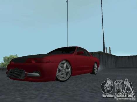 Nissan Skyline R32 Classic Drift für GTA San Andreas linke Ansicht