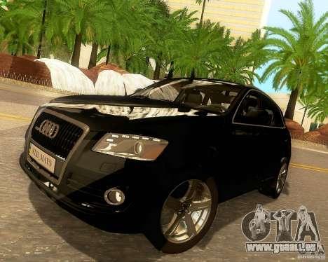 Audi Q5 pour GTA San Andreas roue