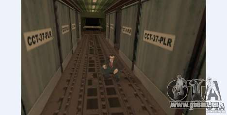 Unique animation of GTA IV V3.0 pour GTA San Andreas deuxième écran