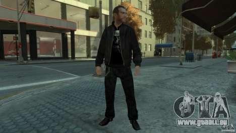 Metal Clothes Pack pour GTA 4