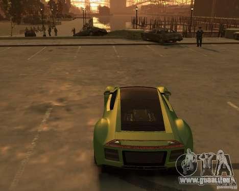 2010 Saleen S5S Raptor pour GTA 4 est un droit