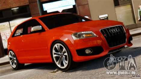 Audi S3 2010 v1.0 für GTA 4