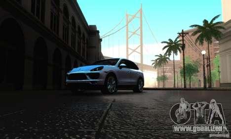 ENBSeries by dyu6 v4.0 für GTA San Andreas