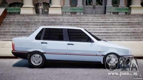 Fiat Duna 1.6 SCL [Beta] für GTA 4 Innenansicht
