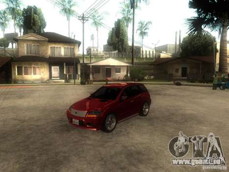 Serrano Stock pour GTA San Andreas