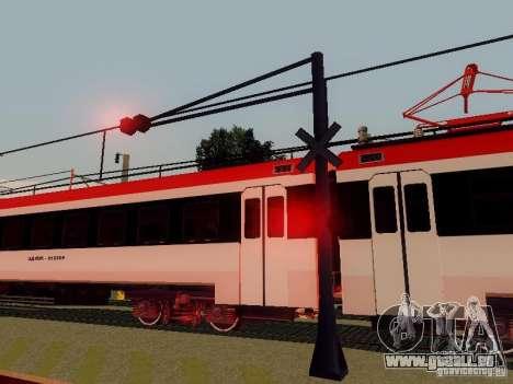 BAHNÜBERGANG RUS V 2.0 für GTA San Andreas fünften Screenshot