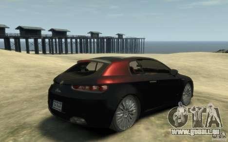 Alfa Romeo Brera pour GTA 4 est un droit