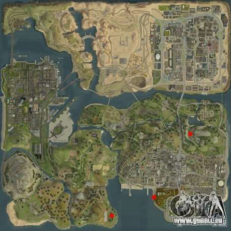 Dinosaurs Attack mod pour GTA San Andreas onzième écran