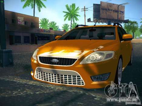 Ford Mondeo Sportbreak für GTA San Andreas linke Ansicht