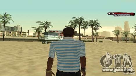 New Latinos pour GTA San Andreas quatrième écran
