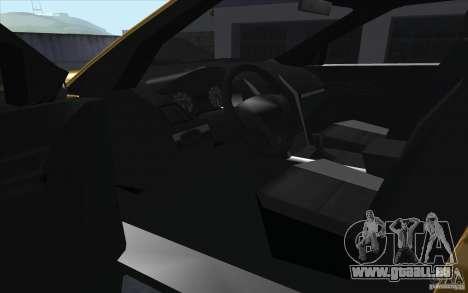 Ford Explorer Limited 2013 pour GTA San Andreas vue de côté